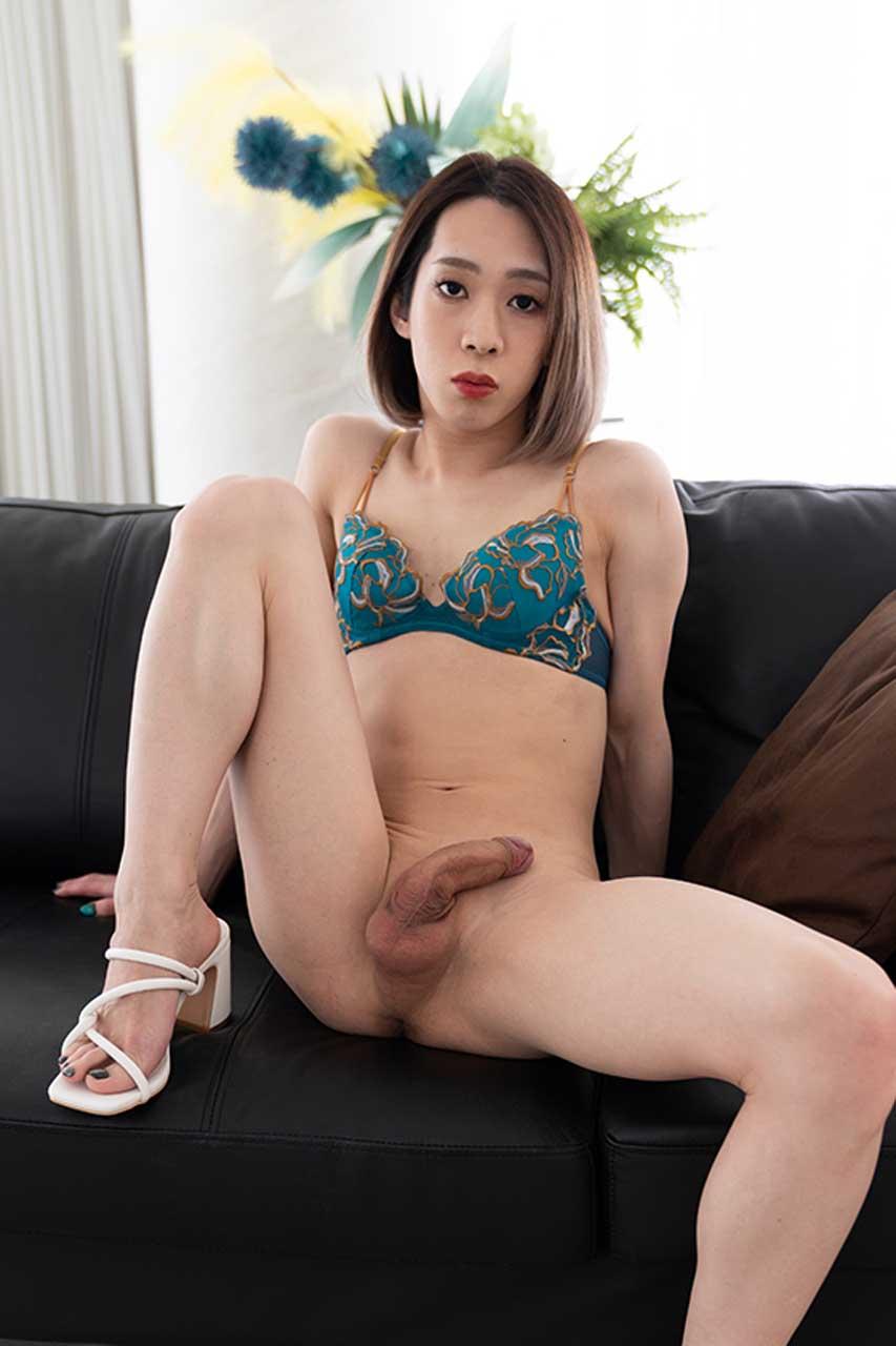 Mari Ayami, nude Shemale girl in a Newhalf porn video. Beautiful uncensored Transex-Japan.